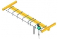 Manual overhead travelling cranes